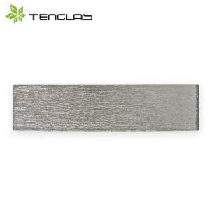hotel decoration linear strip glazed glass wall tiles for trim