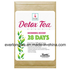 Herbal Wellness Flat Tummy Tea Burn Fat Tea Detox Tea (28 day program) pictures & photos