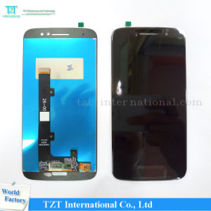 Hot Selling 100% Work Well Mobile Phone LCD for Motorola Moto M pictures & photos