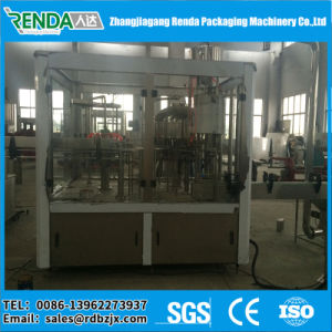 Carbonated Soft Drink Filling Machine Drinking Water Filling Machine pictures & photos