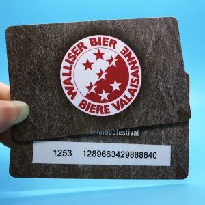 13.56MHz ISO14443A MIFARE Classic EV1 1K Hotel Key RFID Card