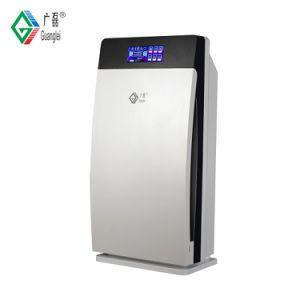 Household Ozone Anion Air Purifier with LCD Touch Screen