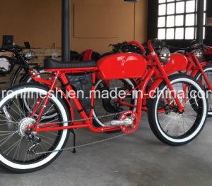 Quality Cafe Racer 250W E Cycle 350W Boardtracker Bike Low Rider 500W Electric
