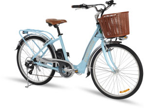Ce En15194 Lady′s Electric Bike Lweb-2601
