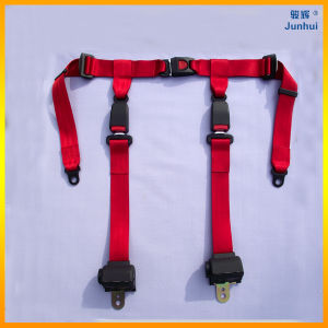 China Customizable 4 Point Seat Belt For Racing Car Jh Lu 4j001 China 4 Point Seat Belt Racing Seat Belt