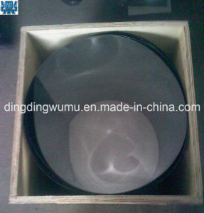 Pure Tungsten Round Cover Plate/Disc for Sapphire Crystal Growth Furnace pictures & photos