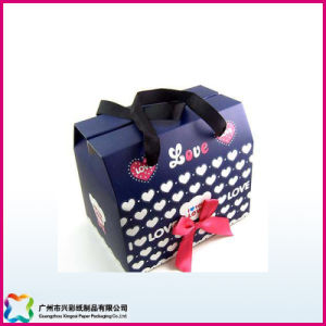 Folding Gift Box for Sweets (XC-3-005) pictures & photos
