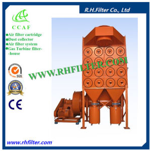 Ccaf Horizontal Cartridge Dust Collection for Industrial Air Cleaning pictures & photos