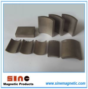 High Temperature SmCo Permanent Motor Magnet pictures & photos