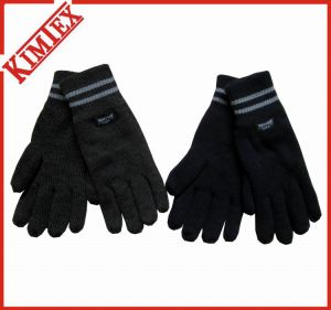 2016 Fashion Warmer Acrylic Thinsulate Winter Glove pictures & photos