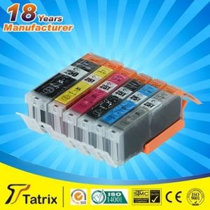 Pgi-250XL Cli-251XL Pgi-255xxxl Inkjet Cartridge for Canon
