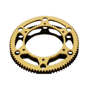 CNC Machining Parts for Go Kart Tooth Sprocket pictures & photos