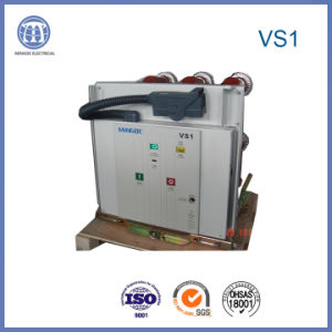 12kv 1250A Vs1 High Voltage Permanent Magnetic Vacuum Circuit Breaker