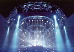 China Stage Aluminum Truss System Circular