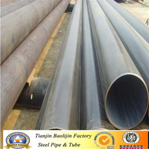 Hot Sale Prime Standard Steel Exporting Black Round Steel Pipe/Tube pictures & photos