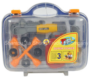 Mobile Box Tools Set with Friction Drill (2117)