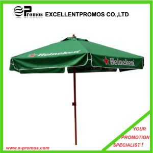 Promotional Custom Logo Garden Umbrella (EP-U411124) pictures & photos