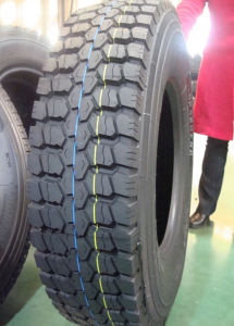 Radial Truck Tire with DOT, 11.00r22 Truck Tire with Tube, TBR Tire pictures & photos