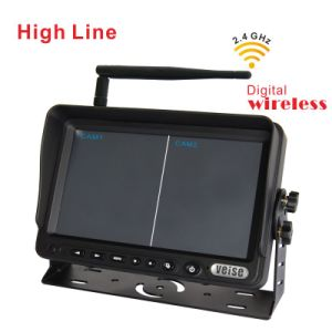 2.4 GHz Digital Wireless Reverse System with IR Cut for Marine Vehicles pictures & photos