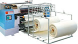 Yuxing 4 Needle Bar Quilting Machine for Bedding Sets, Chain Stitch African Fabric Qilter, Polyester Mattress Quilt China pictures & photos