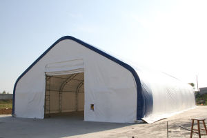 Xl-406021p Fabric Storage Building Tent