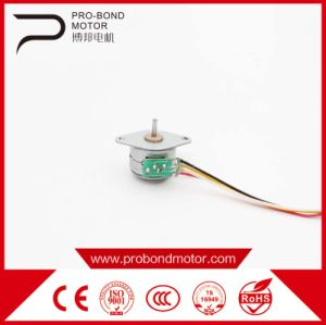 Low Volt Pm Small Magnetic DC Stepper Motor pictures & photos