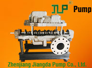 Horizontal Multistage MID Split Petrochemical Centrifugal Pump