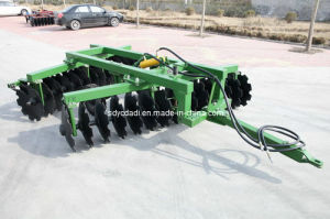 1bj Seriers 48 Blades Disc Harrow (Medium Hydraulic Mounted Disc Harrow) pictures & photos