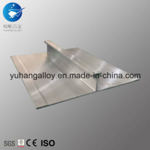 6063 Aluminium Ship Profile with ISO Certificate