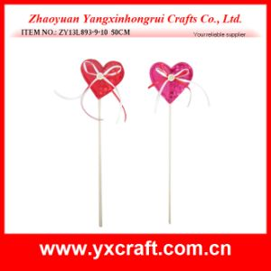 Valentine Decoration Free Sample (ZY13L893-9-10) Sweet Valentine Party Supply pictures & photos