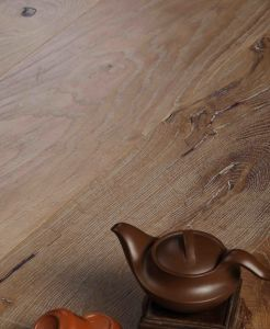 Brushed UV Lacquer Oak 15mm Engineered Flooring (F1418)
