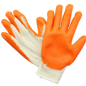 10g 5 Threads Polycotton Glove pictures & photos