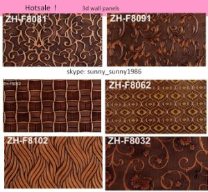 New MDF Wall Decoration Panels (65 colors) pictures & photos