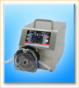WT600F Intelligent Dispensing Peristaltic Pump for Food and Beverage pictures & photos