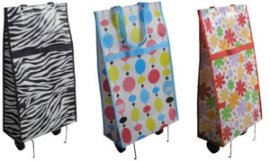 PP Woven Laminated Rolling Bag Trolley Bag with Wheel pictures & photos