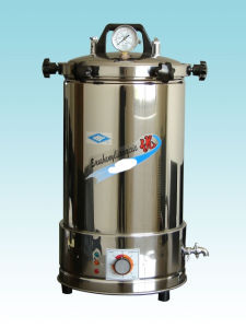 Portable Stainless Steel Autoclave (model YX 280B) pictures & photos