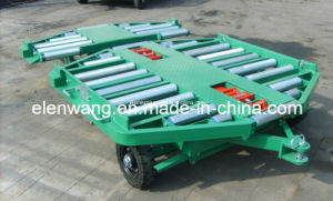 Container Dolly Pallet Dolly 1.6t Airport Dolly