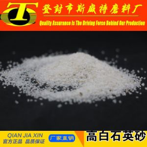 Sandblasting Grade of Silica Sand Fine Quartz Sand From China Manufacturer pictures & photos