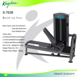 Gym Fitness / Commercial Fitness Equipment/Strength Machine/Leg Press (S-762B) pictures & photos
