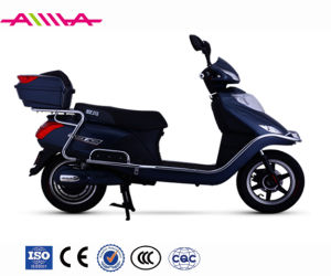 Big Cargo Box Electric Motorcycle for Long Duration pictures & photos
