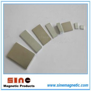 Square Plate Neodymium (N35/ N45/ N40 etc) pictures & photos