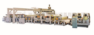 Sj-FM Extra-Width Extrusion Coating and Lamination Machine