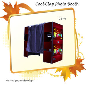 2013 Touch Screen Portable Advertising Photo Booth Machine