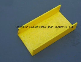 Anti-Corrosion, Long Service Life FRP Channel, FRP Profiles, Fiberglass Channel