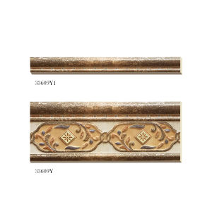 Ceramic Wall Border Tiles Glazed Rustic