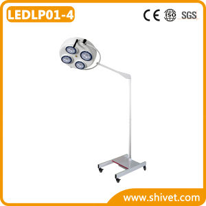 Veterinary Shadowless LED Operating Lamp (LEDLP01-4) pictures & photos