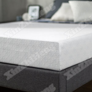"8"" Double Bed Cheap Wholesale Memory Sleeping Sponge Mattress Foam pictures & photos"