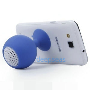 Mobile Phone Speaker with Suction Cup