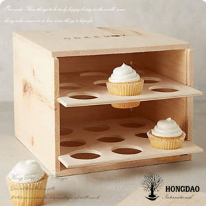 Hongdao Handmade Pine Wooden Wine Box_I pictures & photos