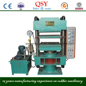 High Quality Rubber Vulcanizing Press Machine pictures & photos